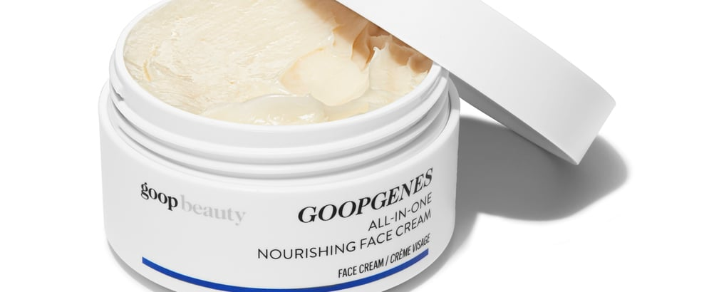 Goop All-in-One Nourishing Face Cream and Eye Cream Review