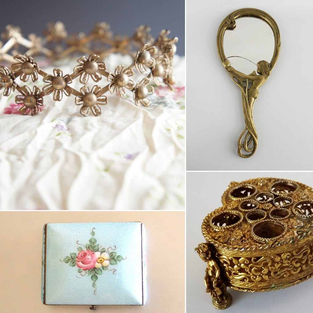 Something Old Beauty Ideas For Wedding