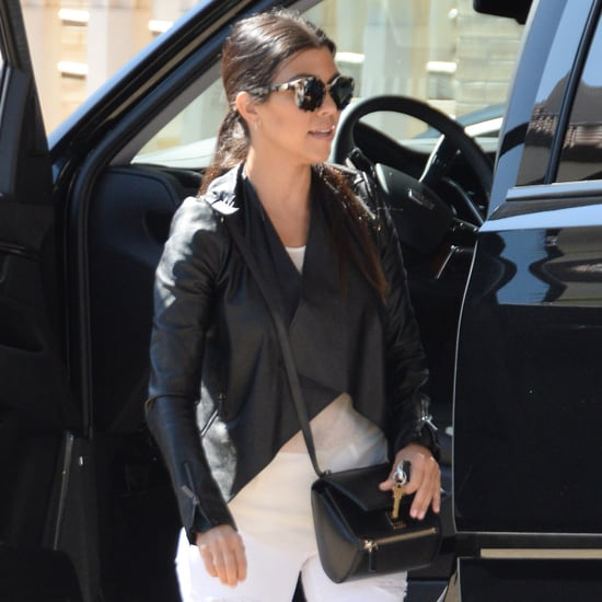 Kourtney Kardashian and Scott Disick Together After Split
