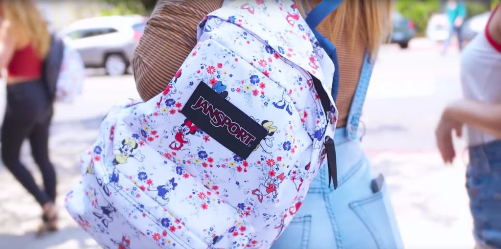 Add a Little Nostalgia to Your Life With These JanSport Disney Backpacks