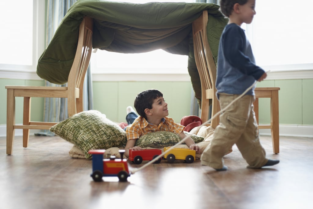 What to Do at Indoor Playdates