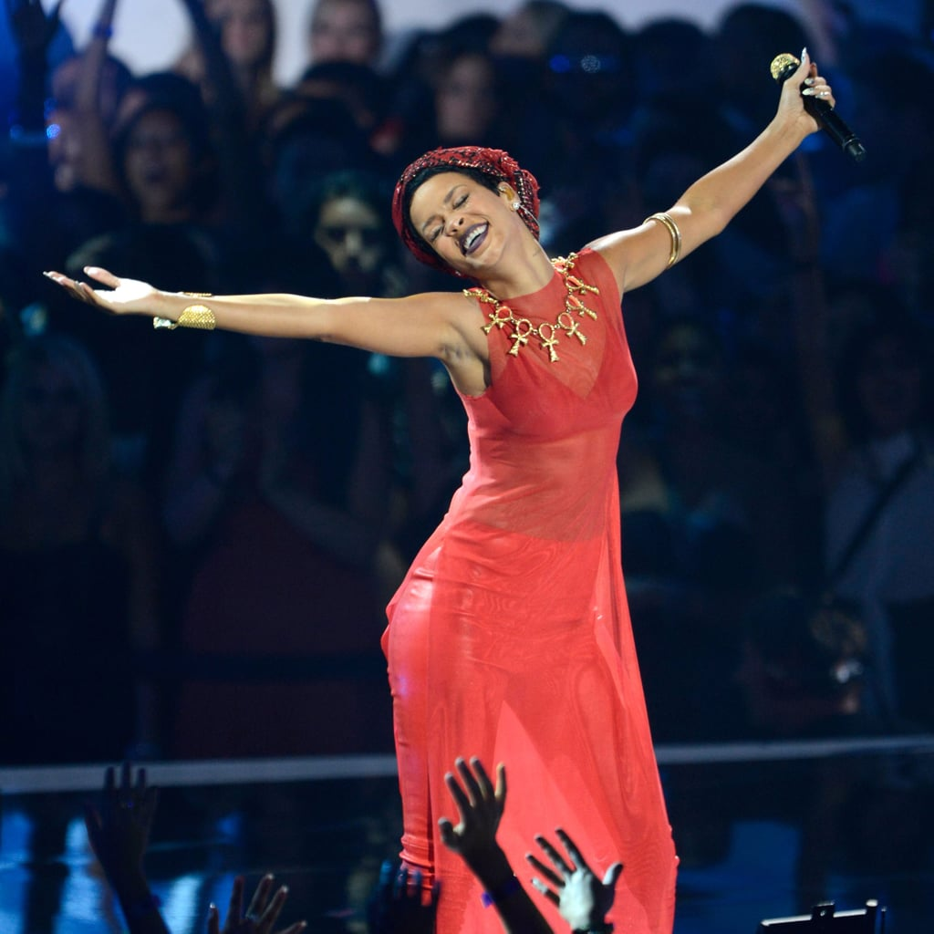 All The Best Pictures From The 2012 MTV Video Music Awards