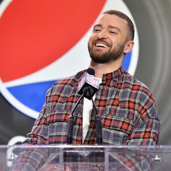 Justin Timberlake Comments on Son Silas Feb. 2018
