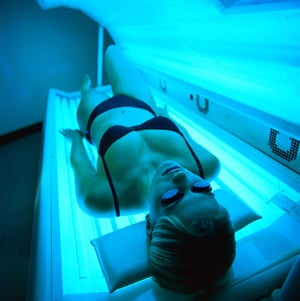Rant About Tanning Beds at a Gym
