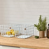Open Spaces Medium Wire Baskets