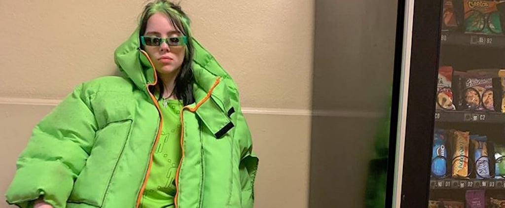 How to Wear a Puffer Jacket the Billie Eilish Way