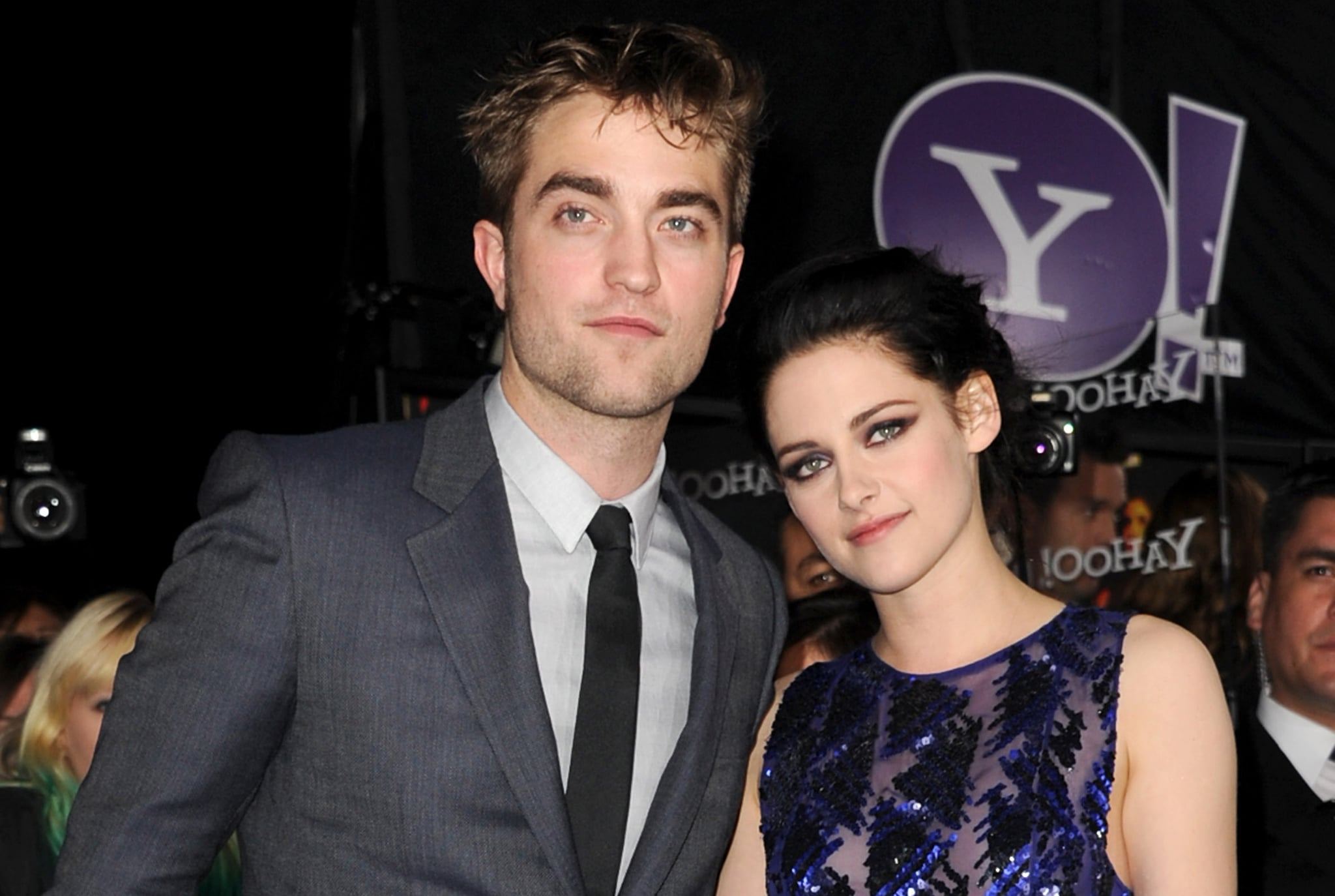 Robert pattinson dating kristen in 2019