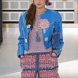 Chanel Hair and Makeup Paris Fashion Week Spring 2017