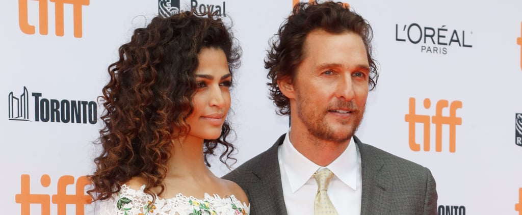 Matthew McConaughey and Camila Alves Make 1 Beautiful Pair in Toronto