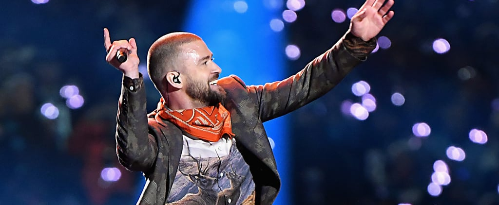 The Internet Could Not Handle Justin Timberlake's LII(T) Halftime Show