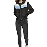 Athletic Stripe Puffer