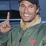 Matthew McConaughey, 2005