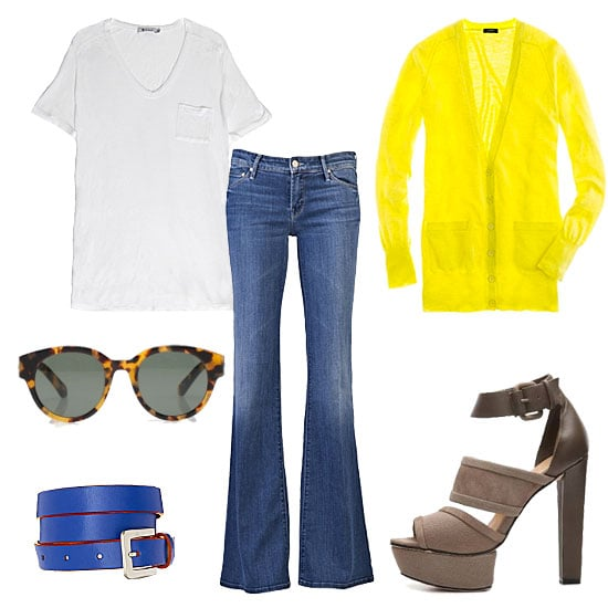Pulled-Together Casual