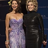 Ashley Judd and Jane Fonda