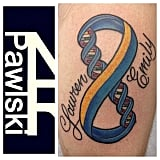 DNA Tattoo
