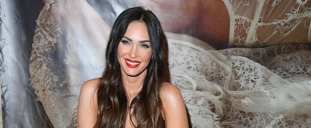 Megan Fox Blonde Hair January 2019