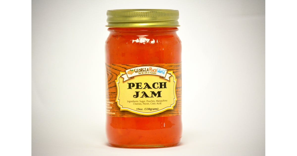 Peach Jam From Georgia Peach World