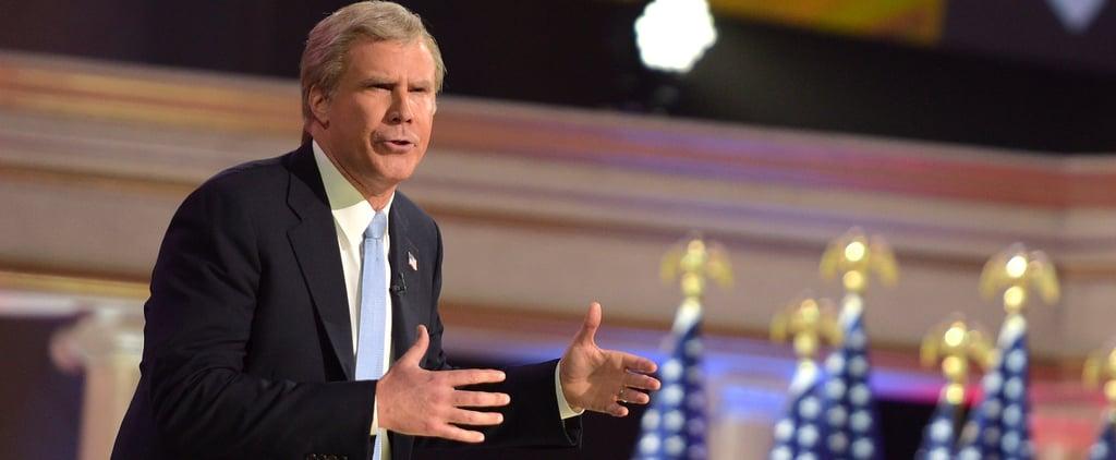 Will Ferrell Hilariously Resumes His George W. Bush Impression to Roast Trump
