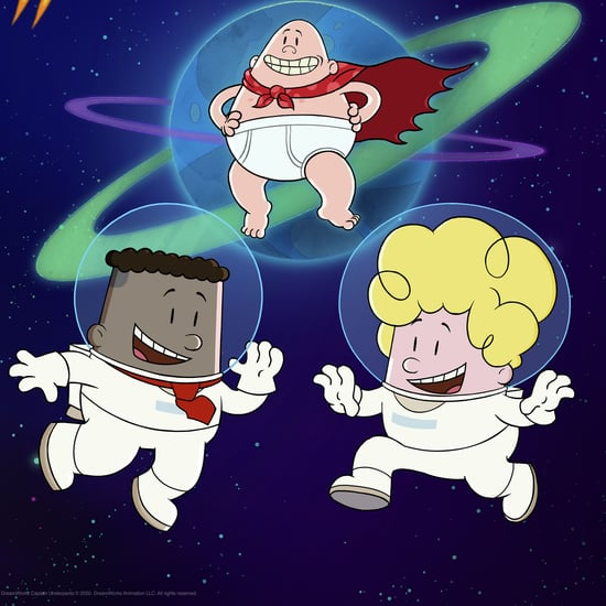 Netflix Captain Underpants in Space Trailer and Photos