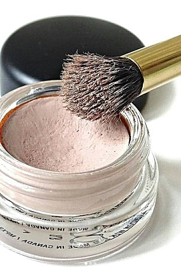 Using MAC Pro Longwear Paint Pot as a Concealer