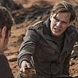 The Divergent Series: Allegiant —Part I (2016)