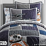Star Wars Droid Quilted Bedding