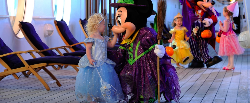 Don't Freak Out, but Disney Cruises Already Announced Its Plans For Halloween