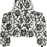 Erdem Azalea Cutout Fil Coupé Top ($2,140)