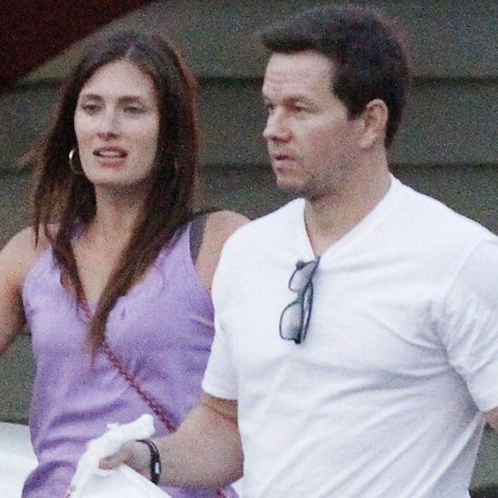 Mark Wahlberg and Rhea Durham Date Night Pictures