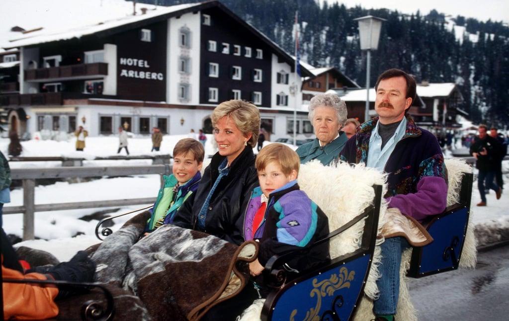 Lech, Austria — 1993