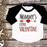 Mommy's Little Valentine Tee
