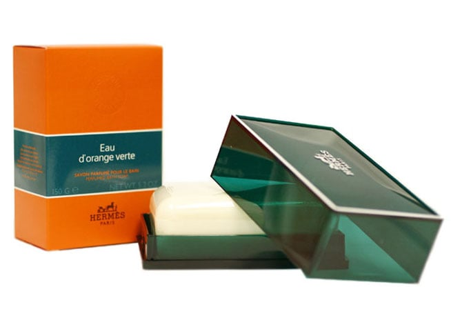 Hermès Eau d'Orange Verte Soap For Men