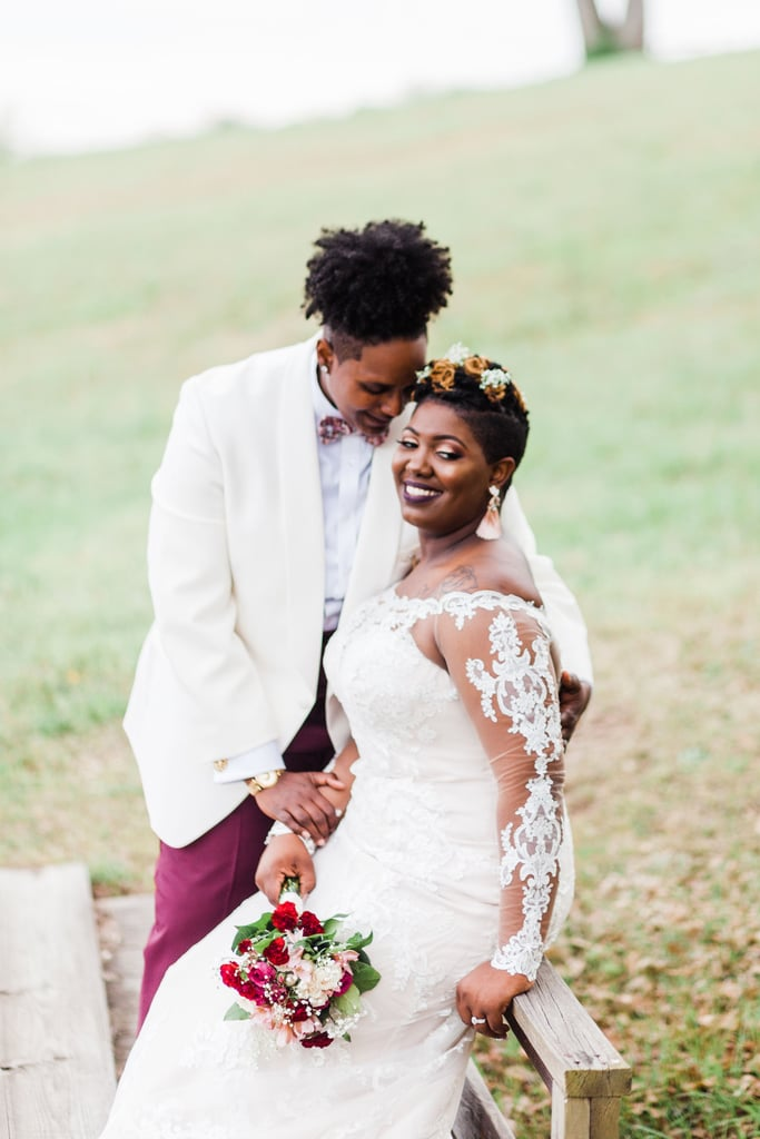 This Rustic Outdoor Wedding Features DIY Decor