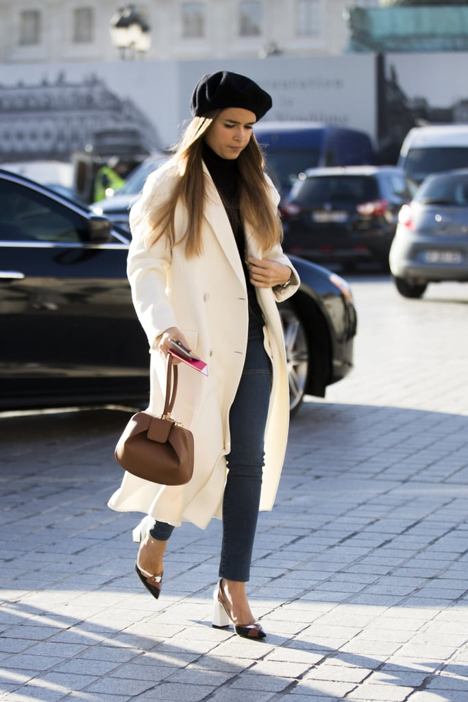 Modern French Girl | Ways to Style a Black Turtleneck ... - photo#43