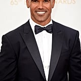 Shemar Moore stepped out for the Emmys.