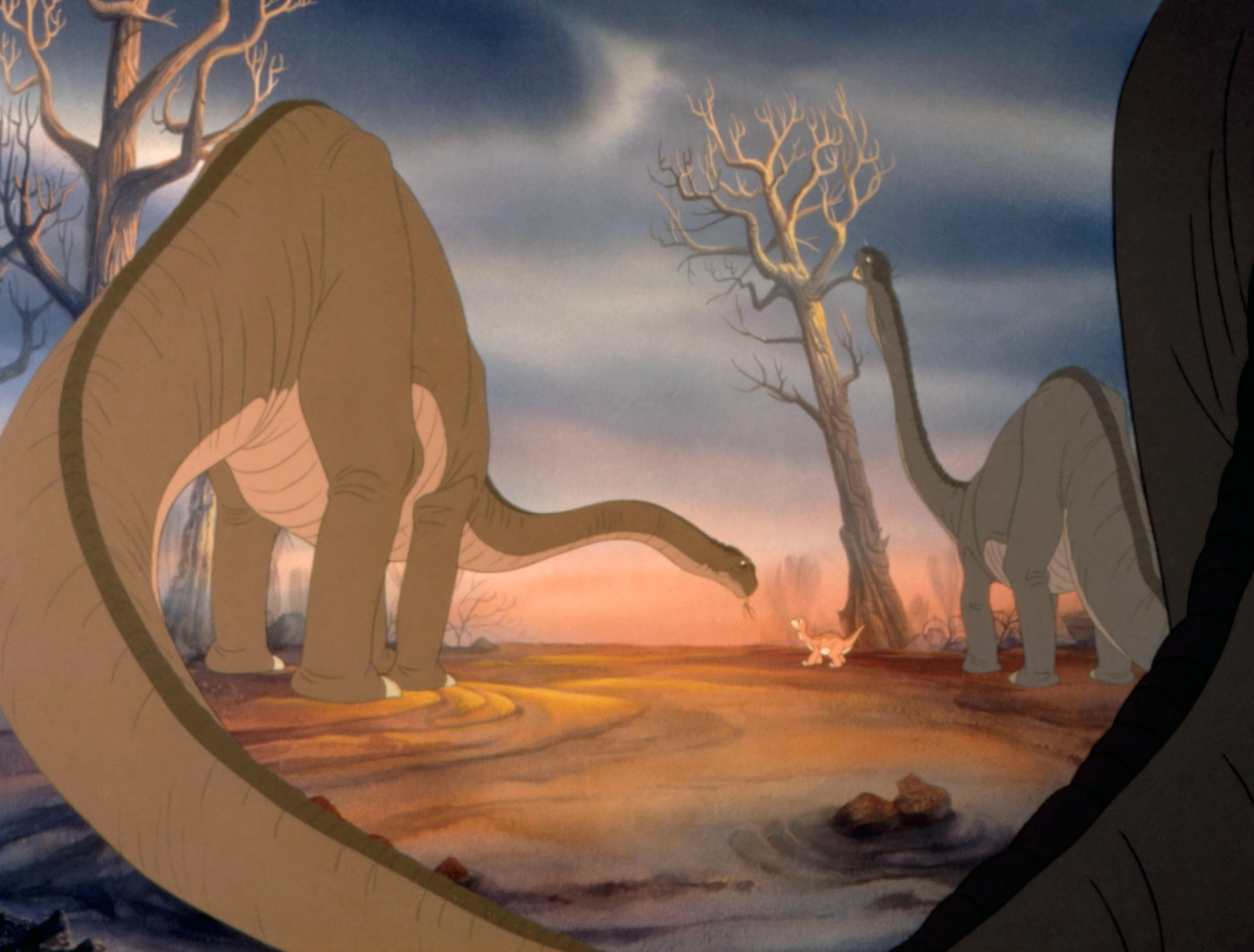 THE LAND BEFORE TIME, 1988, (c)Universal/courtesy Everett Collection