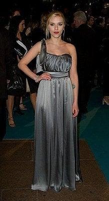 Scarlett Johansson at The Other Boleyn Girl Premiere