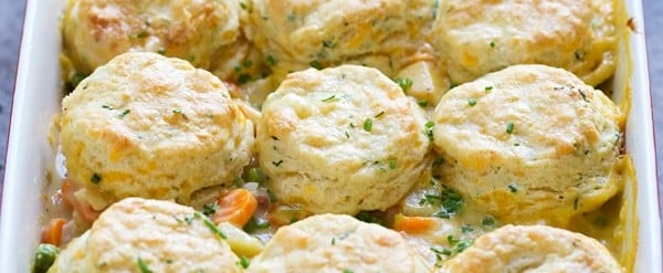 Easy Chicken Casserole Recipes