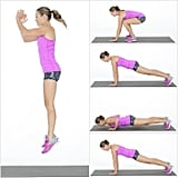 Burpee With Push-Up