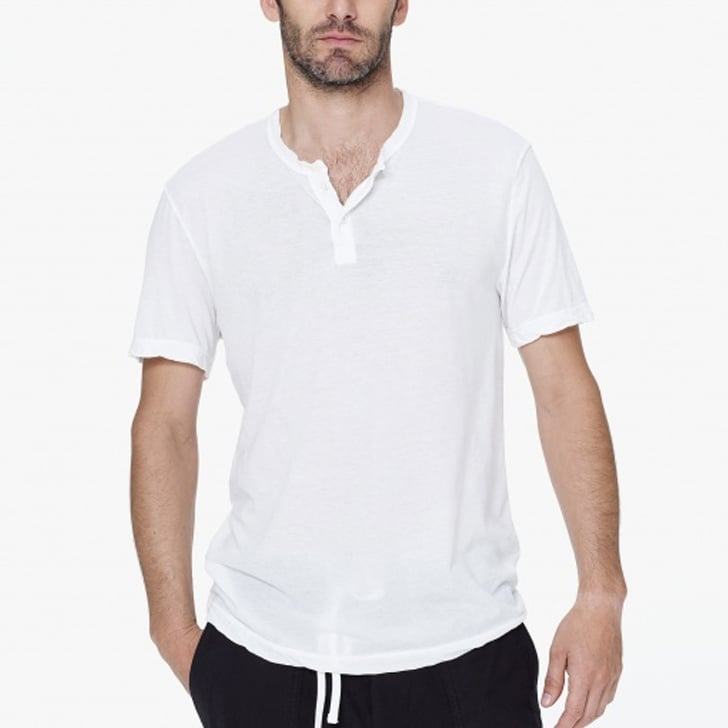 Men's White Clothing and Accessories For Spring 2015