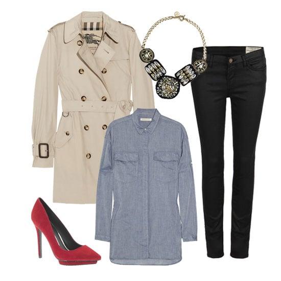 Surprisingly Versatile: 1 Trench Coat, 5 Chic Ways to Wear It