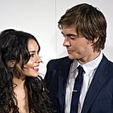 The pair shared a sweet moment at the High School Musical 3 premiere in Madrid in October 2008.