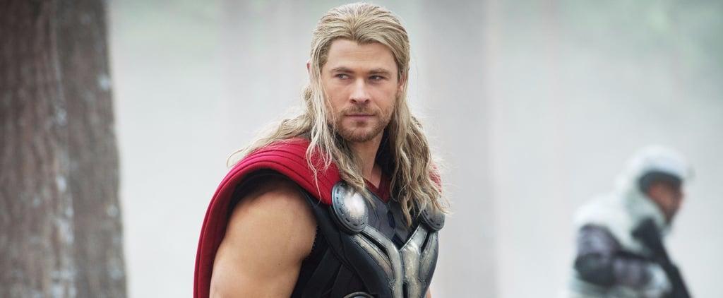 Chris Hemsworth's Tweet About Wonder Woman