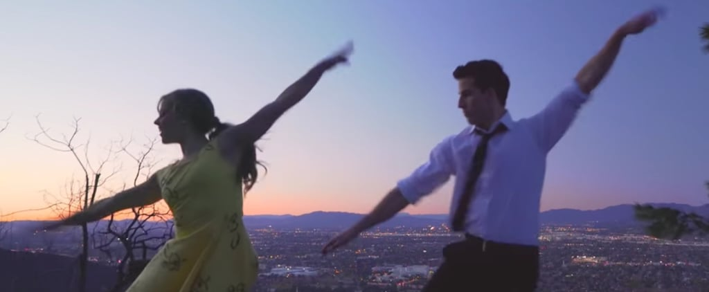 Good Luck Trying to Tell the Difference Between This La La Land Dance Tribute and the Original