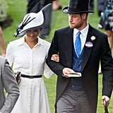 Meghan Markle and Prince Harry Showing PDA 2018
