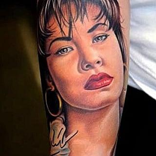 Selena Tattoo Inspiration