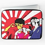 "Samurai Champloo ""The Gang"" Laptop Sleeve"