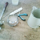 Tools Used in Candle-Making