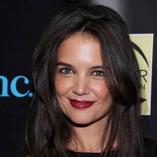 Katie Holmes Beauty Interview