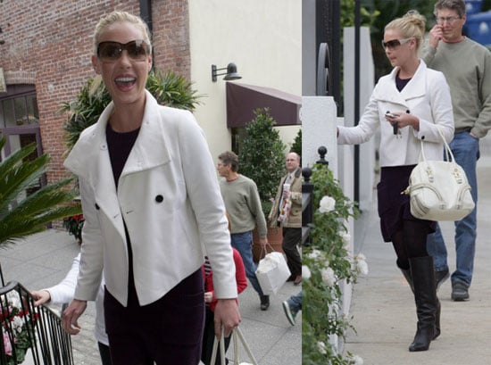 You're Going to Have to Wait Another Week For More Heigl